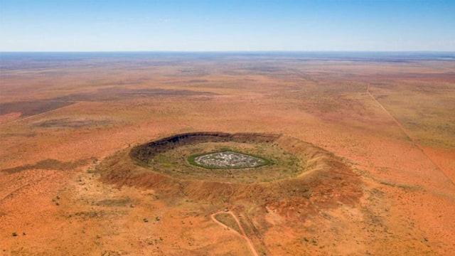 Yarrabubba, Kawah Tertua Berumur 2,2 Miliar Tahun Bekas Hantaman Meteorit (178437)