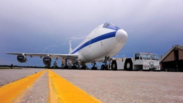 Potret Kehebatan Pesawat Milik AS yang Tahan dengan Ledakan Nuklir (577989)