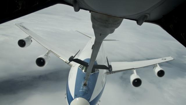 Potret Kehebatan Pesawat Milik AS yang Tahan dengan Ledakan Nuklir (577990)
