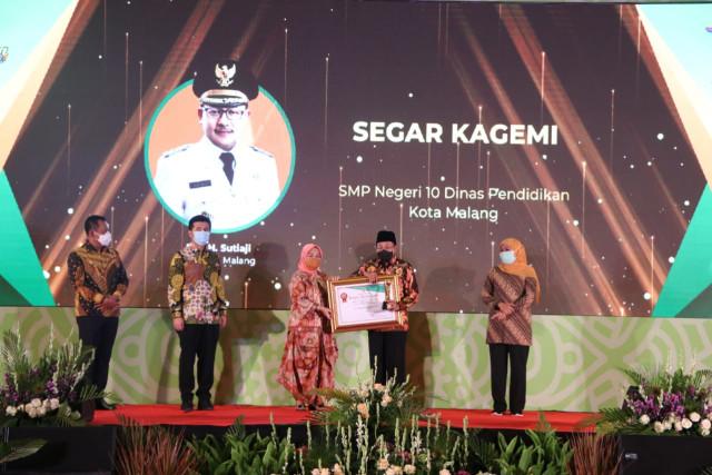 Kompetisi Inovasi Jatim, Kota Malang Raih 2 Penghargaan (48382)