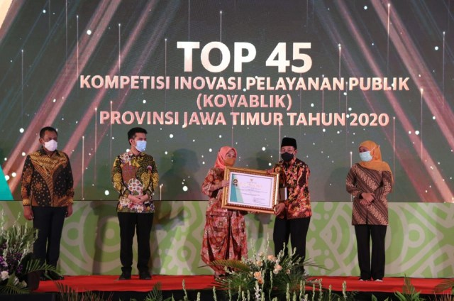 Kompetisi Inovasi Jatim, Kota Malang Raih 2 Penghargaan (48383)
