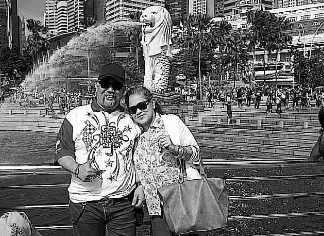 Haru Netizen saat Indro Warkop Unggah Foto Kenangan Bersama Mendiang Istri (219070)