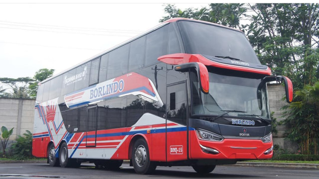 Deretan PO Bus Double Decker di Pulau Sulawesi, Mana Favoritmu? (165298)