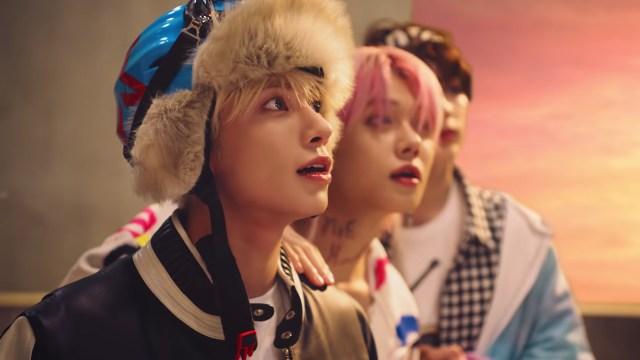 Yeonjun TXT dan Keempat Member Lainnya Pamer Kharisma dalam MV Terbaru Mereka (329693)
