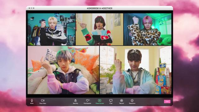 Yeonjun TXT dan Keempat Member Lainnya Pamer Kharisma dalam MV Terbaru Mereka (329695)