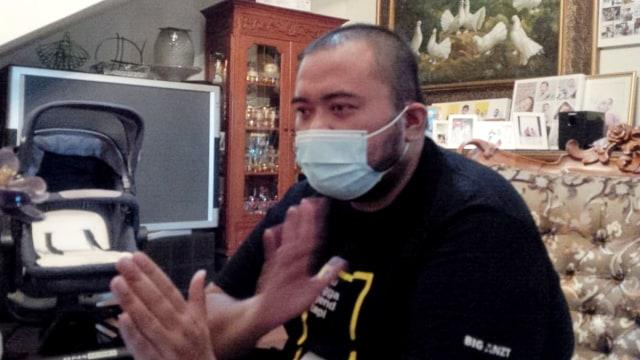 Cerita Fansuri Ikhsan, Tenaga Kesehatan di Bandung Pernah Kritis karena Corona (63270)
