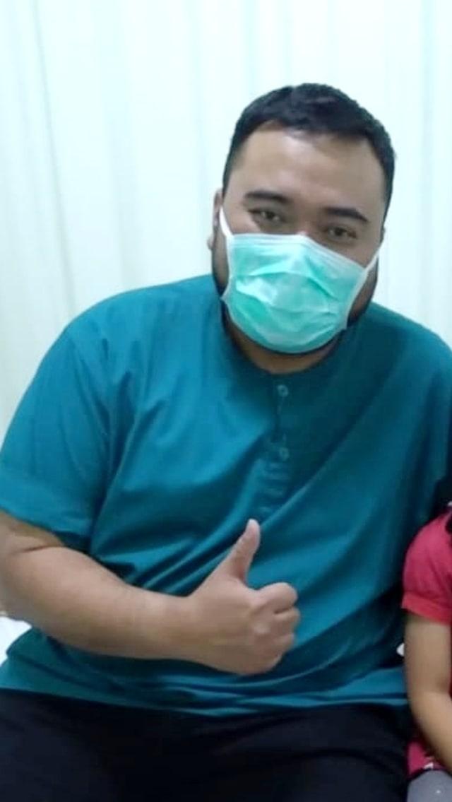 Cerita Fansuri Ikhsan, Tenaga Kesehatan di Bandung Pernah Kritis karena Corona (63267)