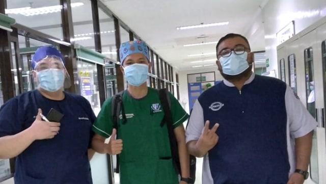 Cerita Fansuri Ikhsan, Tenaga Kesehatan di Bandung Pernah Kritis karena Corona (63269)