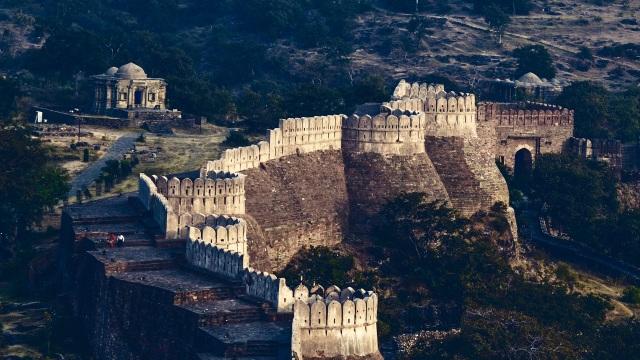 Kumbhalgarh, 'Tembok Besar China' di India yang Usianya Lebih dari 500 Tahun (45195)
