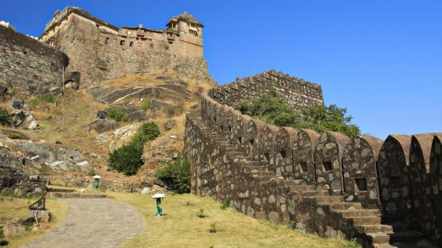 Kumbhalgarh, 'Tembok Besar China' di India yang Usianya Lebih dari 500 Tahun (45193)