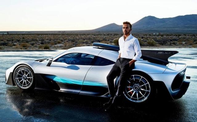Intip Koleksi Mobil Lewis Hamilton Juara Dunia Formula 1 Tujuh Kali (656366)