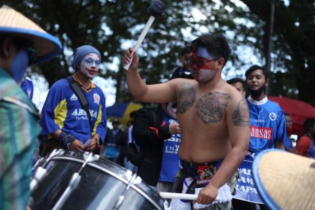 Foto: Aremania Tolak Dualisme (9430)