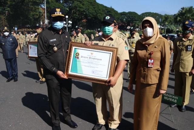 Puskesmas Polowijen di Malang Masuk Top 45 Inovasi Rumah Diapers Kovablik Jatim (127809)