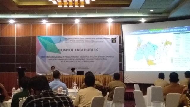 Pemerintah Bahas Rencana Pembangunan Lembaga Pemasyarakatan Bojonegoro (200835)