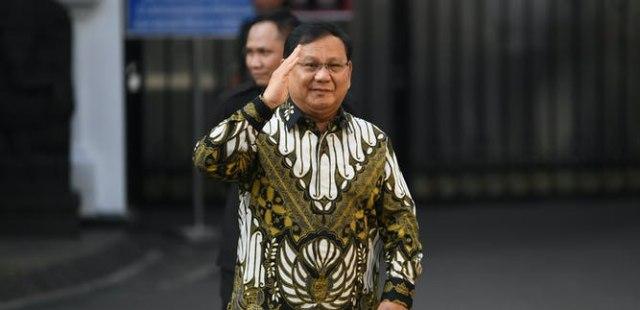 Prabowo dan Kehidupan Pribadi di Balik Jabatannya (19469)