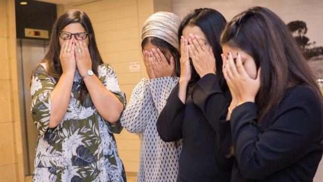 Tradisi Yahudi: Menampar Anak Perempuan saat Haid Pertama! (667194)