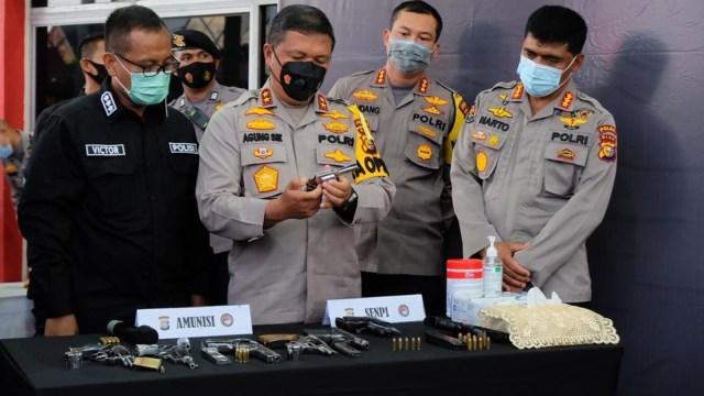 Perang Antar-Bandar Narkoba, Kapolda Riau: Ada Pengacara Lindungi Bandar Medan  (251867)