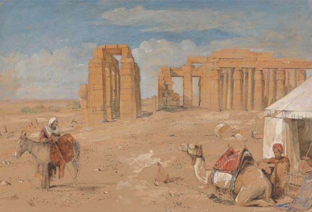 Awal Ditemukannya Peninggalan Mesir Kuno oleh Arkeolog (142817)