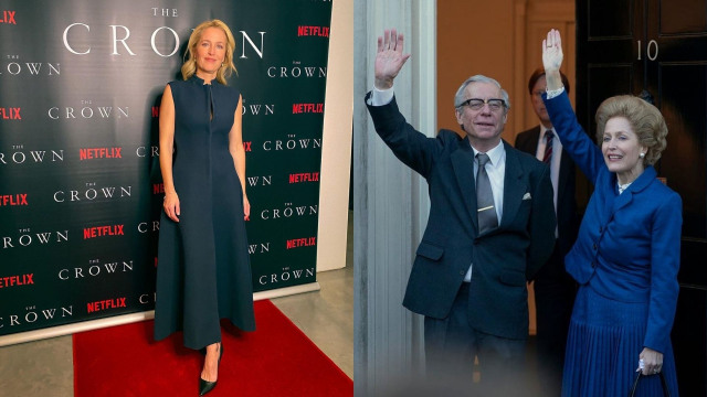 Kisah Gillian Anderson Mendalami Sosok Margaret Thatcher di Serial The Crown (22761)