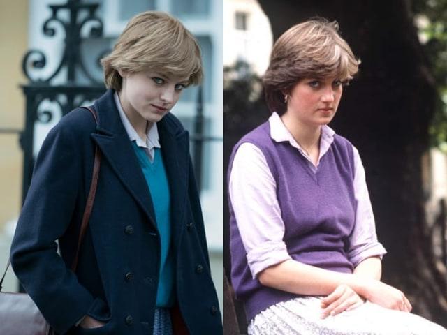 Mirip Banget! Ini 9 Gaya Emma Corrin Pakai Replika Baju Putri Diana di The Crown (14362)