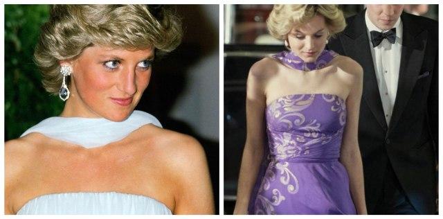 Mirip Banget! Ini 9 Gaya Emma Corrin Pakai Replika Baju Putri Diana di The Crown (14367)