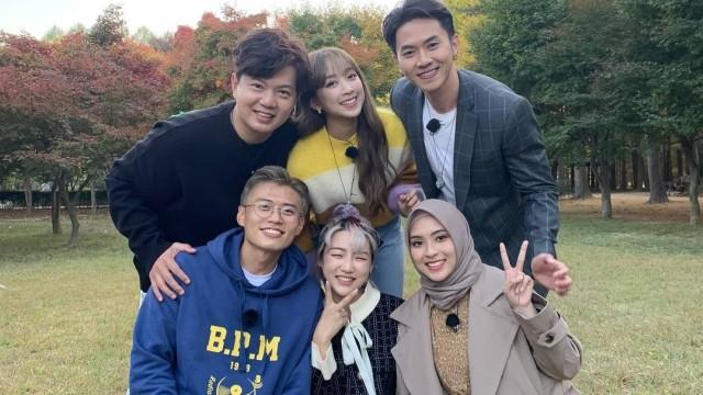 Dita Karang sampai Jang Hansol 'Korea Reomit' Bintangi Good Friends Indonesia (589512)