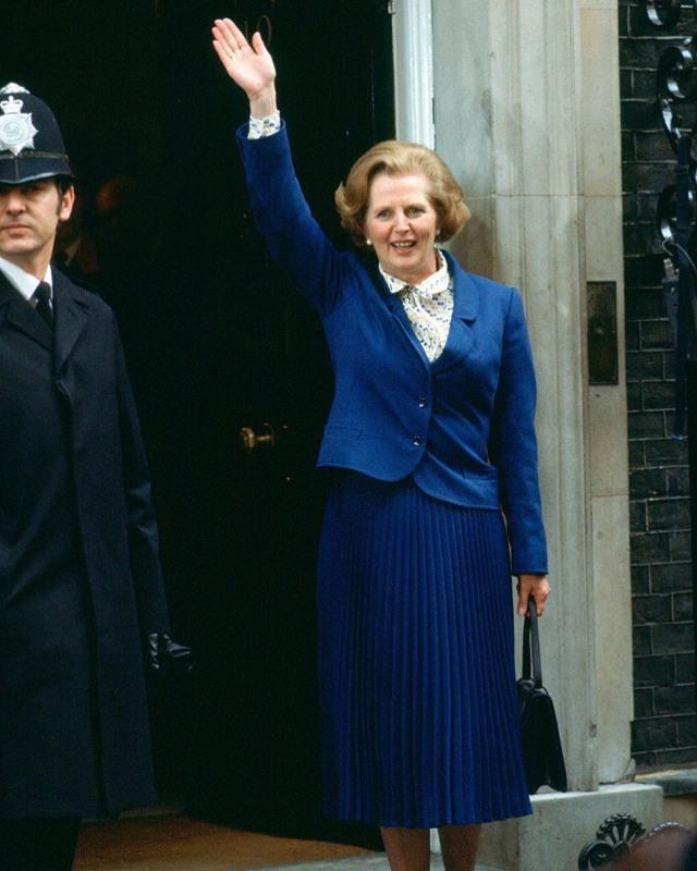Fakta Margaret Thatcher, PM Inggris yang Jadi Sorotan di The Crown Season 4 (22712)