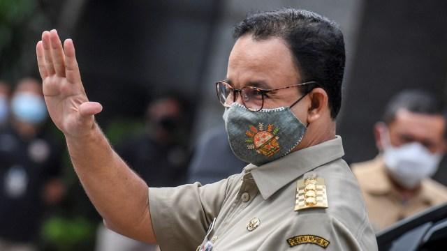 Anies: Penularan Corona di Jakarta Meningkat Setelah Beberapa Pekan Turun (10482)