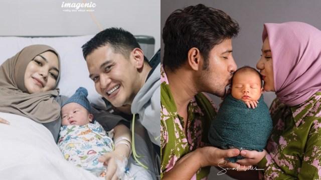 Cari Inspirasi Nama Bayi? Cek Nama 10 Anak Seleb yang Lahir Tahun 2020 (251658)