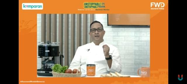 Berbisnis Kuliner Saat Pandemi ala Chef Degan dan Ella Bustami Pejuang Kanker (658830)