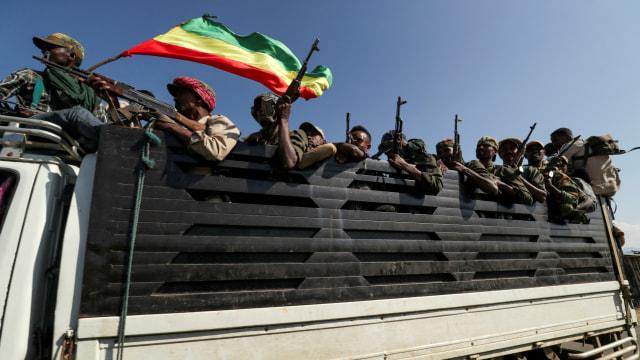 Militer Ethiopia Kepung Ibu Kota Tigray, Pemberontak TPLF Siap Mati (243450)