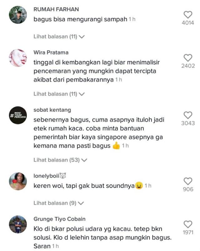 Keren, Netizen Ini Manfaatkan Sampah Plastik Jadi Paving Block (357251)