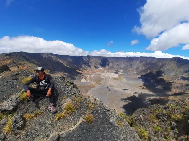 Kawinda To'i: Pesona dan Kisah Bagian Utara Jalur Pendakian Gunung Tambora (18845)