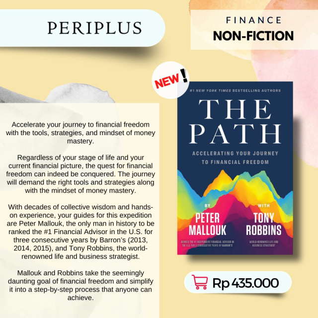 The Path: Accelerating Your Journey to Financial Freedom (320820)