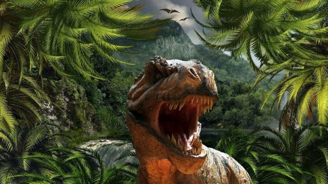 T-rex Tidak Mengunyah Makanannya dan 3 Fakta Menarik tentang Dinosaurus (271997)