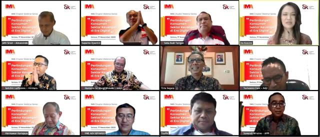 OJK: Kerugian Akibat Investasi dan Fintech Bodong Capai Rp 8.160 T per Tahun (255076)