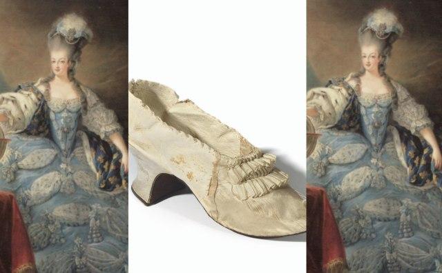 Penampakan Sepatu Lusuh Ratu Prancis Marie Antoinette yang Dilelang Rp 730 Juta (869454)