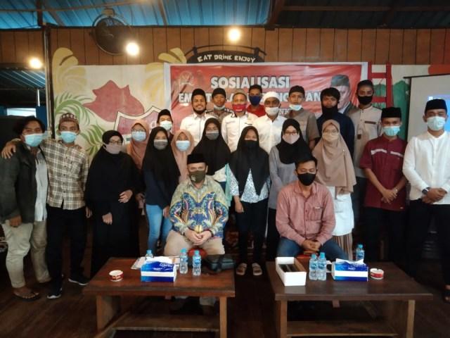 Sosialisasi 4 Pilar Kebangsaan, Pemuda Harus Bantu Pemerintah Lawan COVId-19 (257870)
