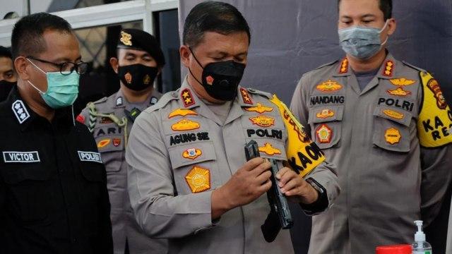 Ada Narapidana di Balik Adu Tembak Bandar Narkoba di Riau (43580)