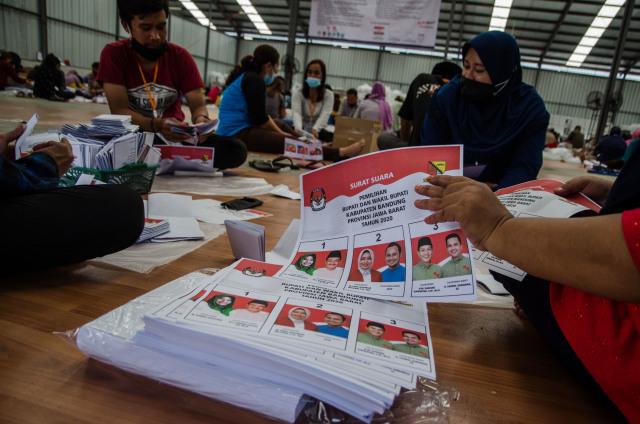 Jika RUU Pemilu Tak Direvisi, 271 Daerah Akan Dipimpin Penjabat hingga 2024 (53474)