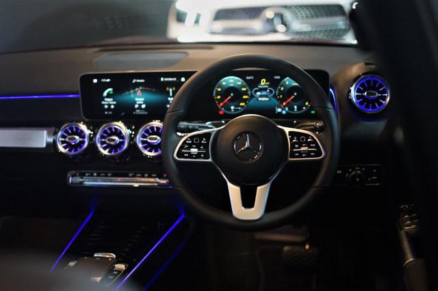 Foto: Mercedes-Benz GLB Edisi 50 Tahun Cuma Ada 50 Unit, Apa Istimewanya? (163944)