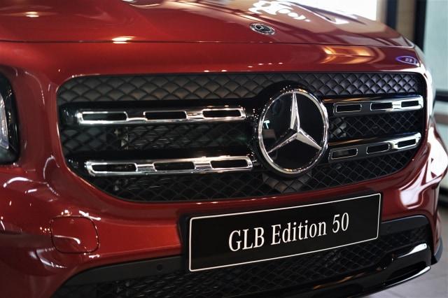 Foto: Mercedes-Benz GLB Edisi 50 Tahun Cuma Ada 50 Unit, Apa Istimewanya? (163927)