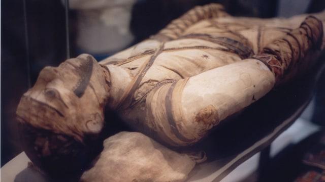 Tentang Mumifikasi Orang Mesir Kuno dan Kebiasaan Berbagi Makan dengan yang Mati (366747)