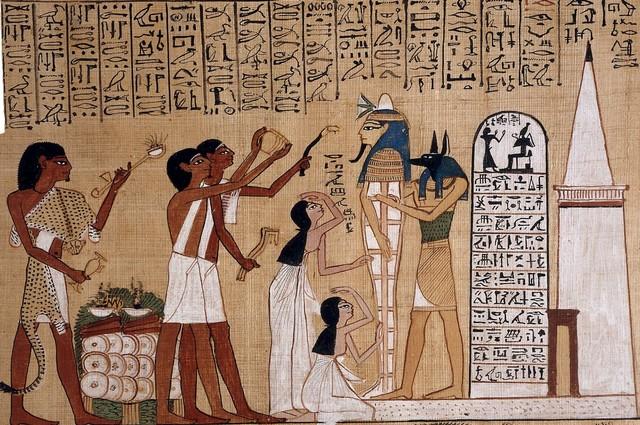 Tentang Mumifikasi Orang Mesir Kuno dan Kebiasaan Berbagi Makan dengan yang Mati (366748)