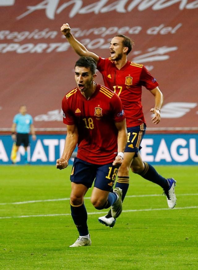 Spanyol vs Jerman: Tuan Rumah Pesta Gol, Libas Tamu 6-0 (10314)