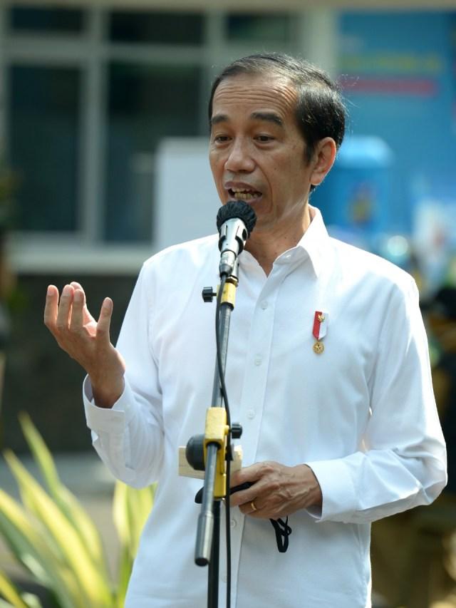 Soal Isu 3 Periode, Jokowi Dinilai Acap Pakai Kalimat Bersayap, Tak Tegas Tolak (91551)