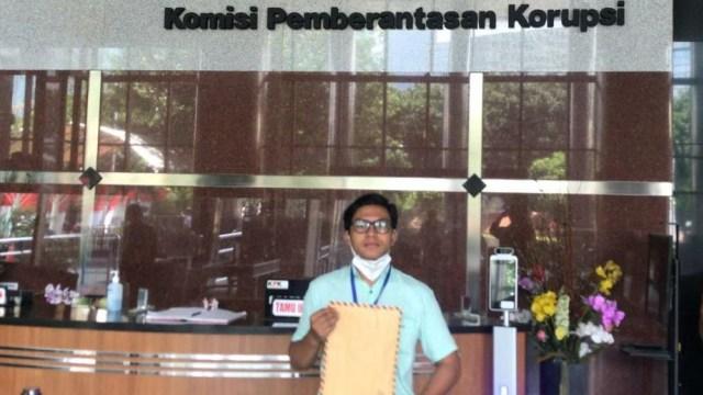 Dituding Simpatisan OPM, Mahasiswa Pelapor Rektor Unnes ke KPK Tantang Kampus (44194)