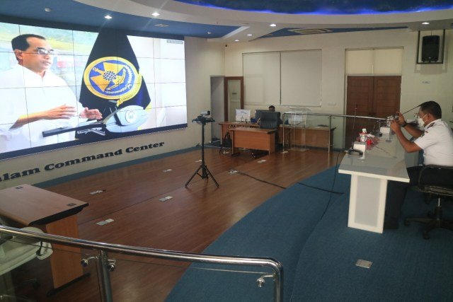 Terminal Madyopuro Raih Juara 2 Terminal Sehat Tipe C (478972)