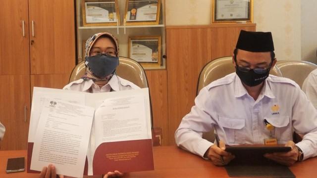 Skorsing Mahasiswa Unnes Pelapor Rektor ke KPK Dicabut (42447)