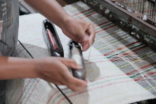 Startup Pable Sulap Limbah Tekstil Jadi Benang, Serbet hingga Karpet (132010)
